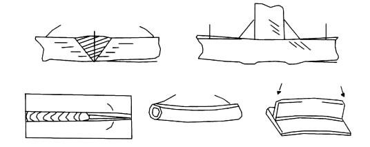 (4)改良结构设计,注意焊接顺序