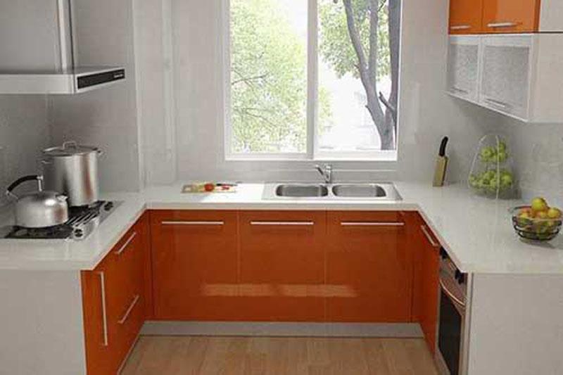 首页 装潢设计效果图 厨房效果图